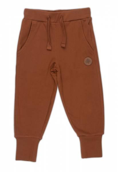 Gullkorn design,  Villvette bukse brun