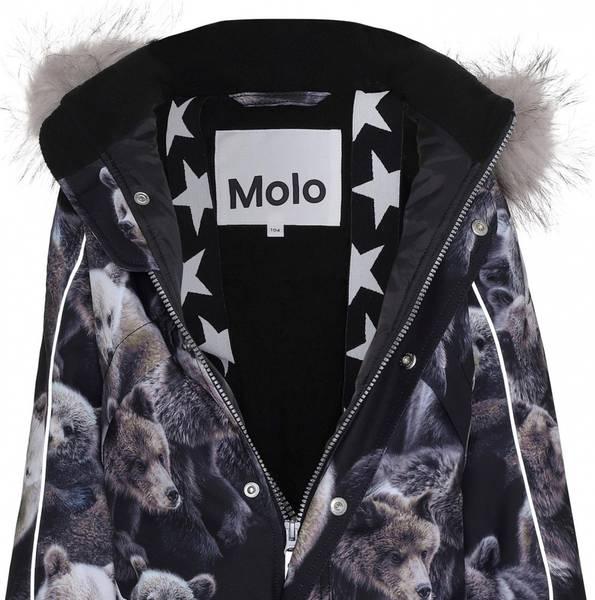 Molo, Polaris teddy fur vinterdress