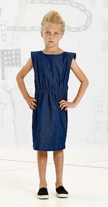 Bilde av Albababy, Grace denim kjole