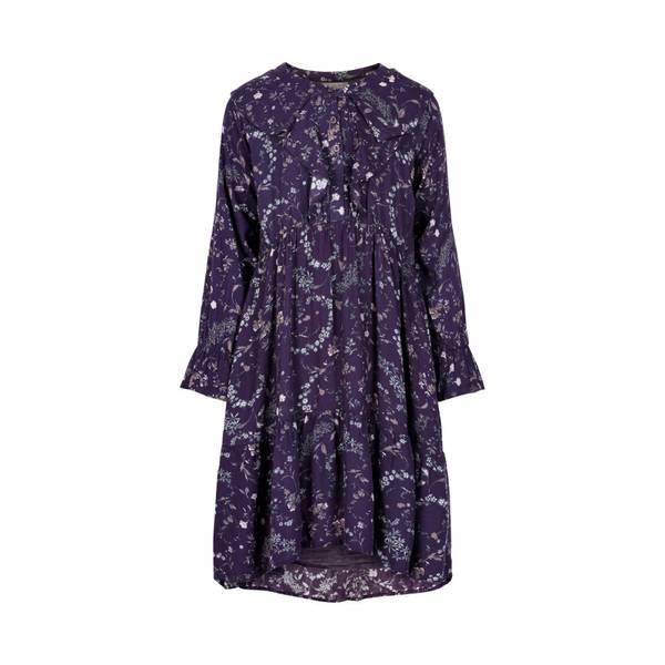 Creamie, kjole Wimsical print nightshade