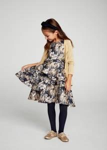 Bilde av Creamie, kjole Jacquard total