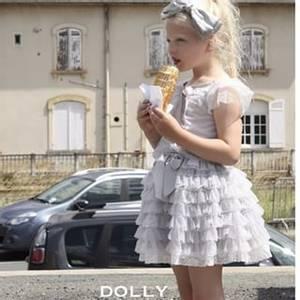 Bilde av Dolly, Fairy top, silvergrey
