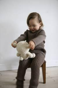 Bilde av Esencia, leggings alpaca
