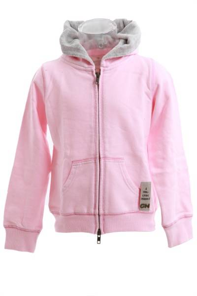 ChillNorway  Mina sweat cardigan pink