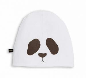 Bilde av Mini rodini, panda rev beanie
