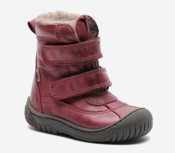 Bisgaard texstøvel pink 61016