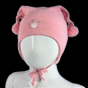 Bilde av Kivat, rosamelert bomullslue