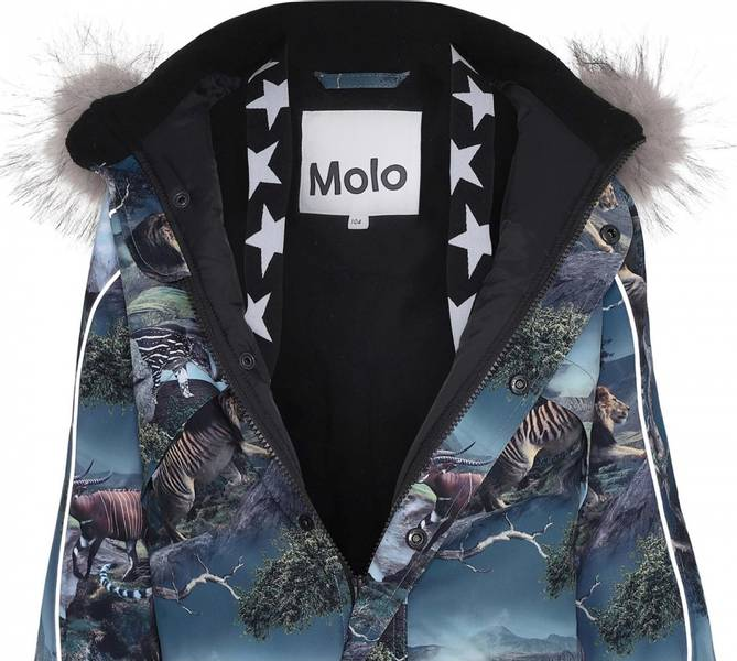 Molo, Polaris creation fur vinterdress