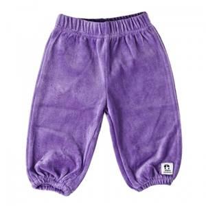 Bilde av Pippi, velurbukse violet