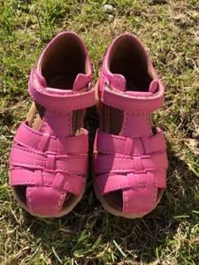 Bilde av Bisgaard massay pink sandaler