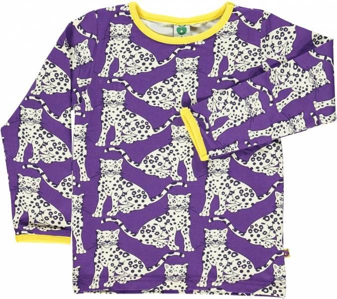 Småfolk, lilla genser leopard