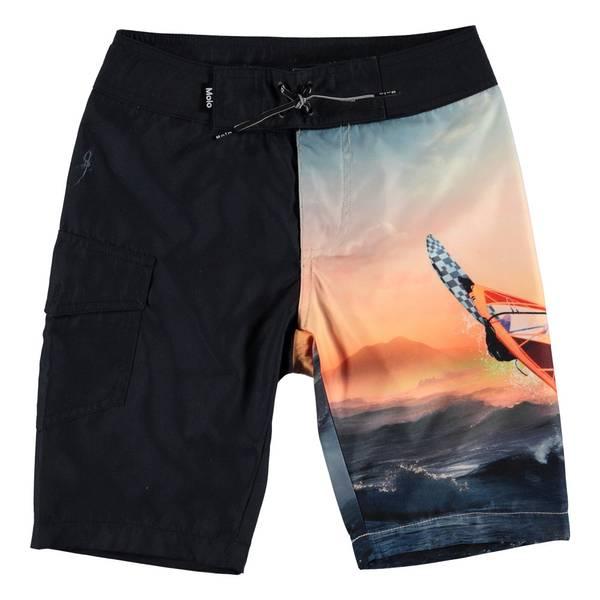 Molo, Nalvaro point break shorts