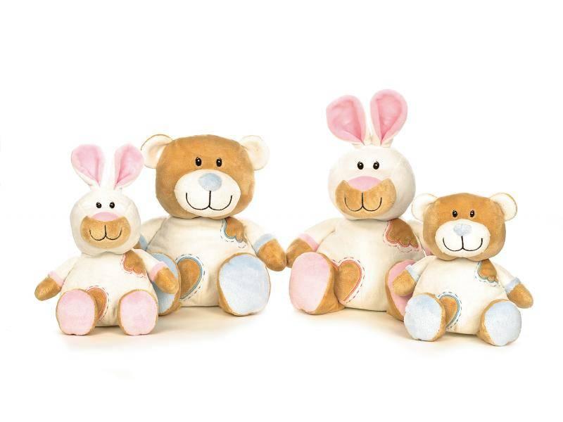 Teddykompaniet, Baby Love, kanin eller bamse