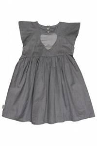 Bilde av Hust & Claire, stripet kjole