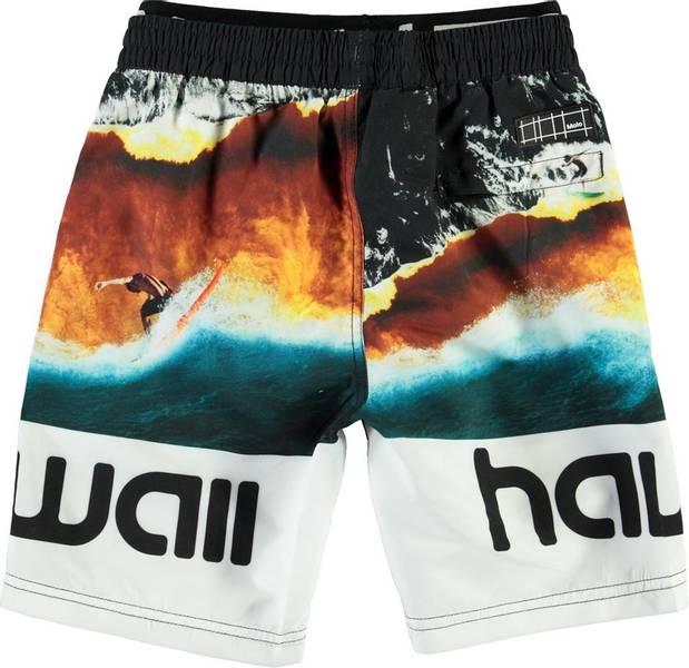 Molo, Neal colour block waves badeshorts