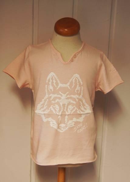 Zadig &Voltaire, T-skjorte Boxer Lys rosa