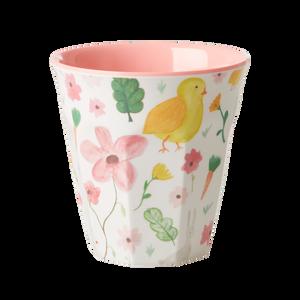 Bilde av Rice, hvit kopp med kaniner