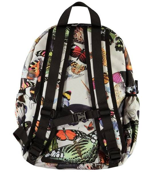 Molo, Big backpack papillon