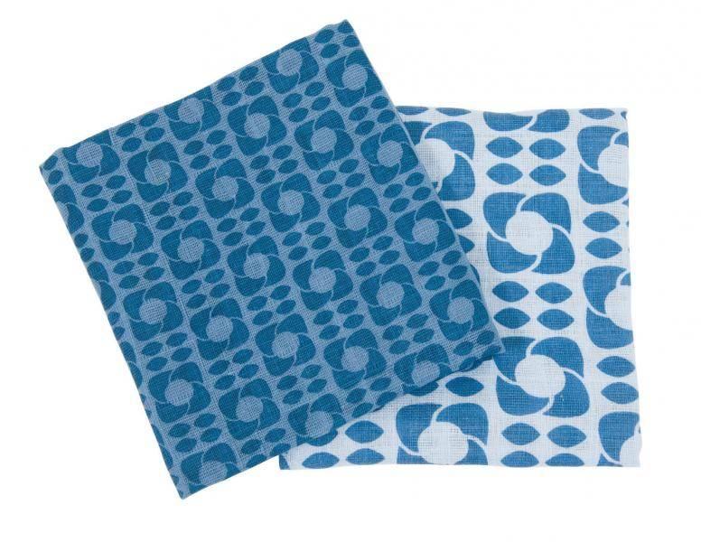 Sebra,  kluter blue graphic, 2 pk