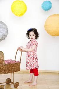 Bilde av Lily Balou, Esmee kjole red