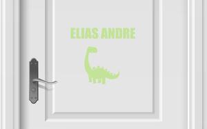 Bilde av Dinosaur + navn