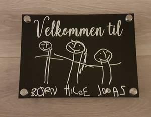 Bilde av Din barnetegning!