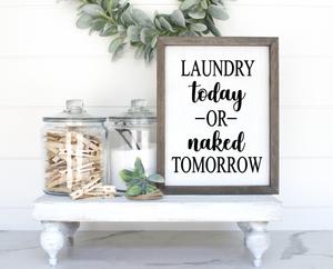 Bilde av Laundry today...