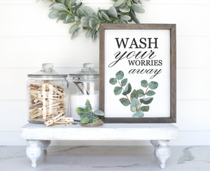 Bilde av Wash your worries away..