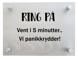 Bilde av Panikkrydder...