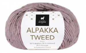 Bilde av DSA Alpakka Tweed 123 Rose garn