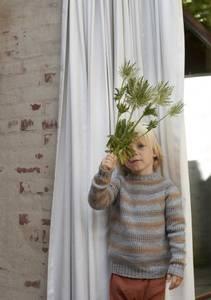 Bilde av 1913 3 Hindergenser barn enkel oppskrift Sandnes garn*