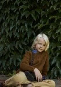 Bilde av 1913 4 Mosegenser barn enkel oppskrift Sandnes garn*