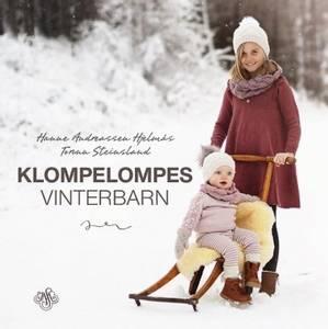 Bilde av KlompeLompes Vinterbarn bok