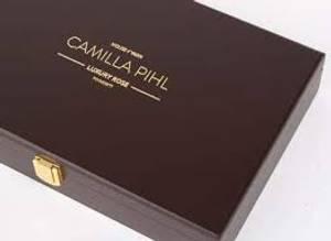 Bilde av Camilla Pihl Luxury Rose pinnesett