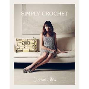 Bilde av Debbie Bliss Simply Crochet hefte