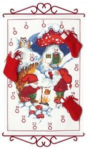 Bilde av Julekalender Nisse varmer te