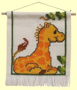 Bilde av My first kit Giraff