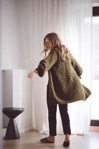 Bilde av Sunstone Cardigan Camilla Pihl strikkepakke