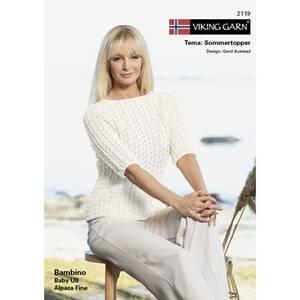 Bilde av Viking 2119 Dame Sommertopper i Bambino katalog*