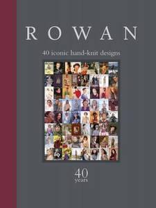 Bilde av Rowan 40 Years of Iconic Knitwear