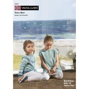 Bilde av Viking 2121 Barn i Bambino garn katalog*