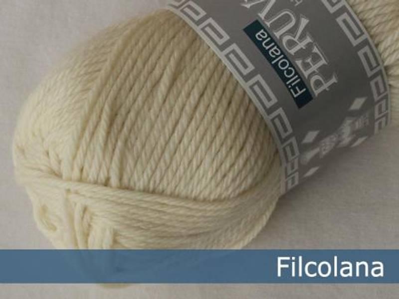 Peruvian 101 Natural White Filcolana