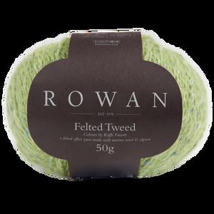 Bilde av Rowan Felted Tweed 213 Lime garn