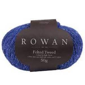 Bilde av Rowan Felted Tweed 214 Ultramarine garn