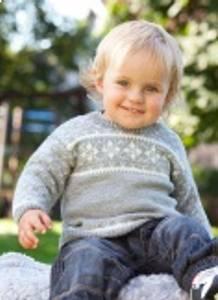 Bilde av 1386 Barne genser