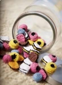 Bilde av 830 Heklet godteri