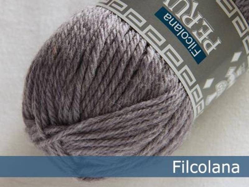 Peruvian 815 Lavender Grey Filcolana