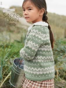 Bilde av 2101 Sisu barn oppskrift Sandnes garn*