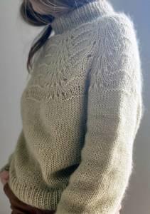 Bilde av Le Knit Peacock Sweater oppskrift*