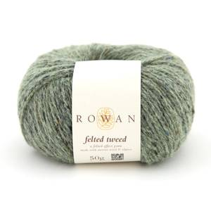 Bilde av Rowan Felted Tweed 184 Celadon garn